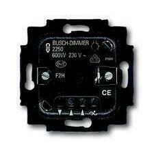 ABB 2CKA006515A0704 Přístroje Přístroj stmívače pro tlačítkové spínání a otočné ovládání (typ 2250 U