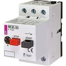 ETI 004600090 motorový spouštěč, MS25-6,3