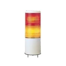SCHN XVC4B2K Smontovaný signální sloup,40 mm,LED,24V,Rudý-Oranžový RP 0,29kč/ks
