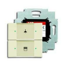 ABB 2CKA006116A0196 KNX Prvek ovládací 2násobný se sběrnicovou spojkou