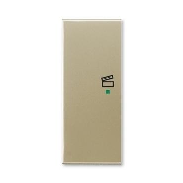 """ABB 6220E-A02103 33 free@home Kryt 2násobný levý, symbol """"scény"""""""