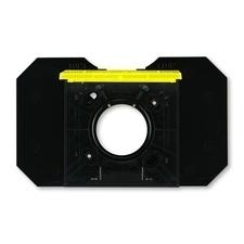 ABB 5530H-C67107 64 Levit Zásuvka centrálního vysávání, se základnou