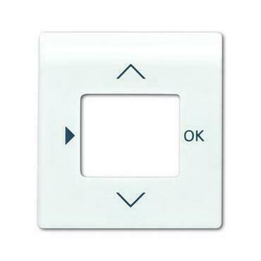 ABB 2CKA006430A0300 Impuls Kryt termostatu se spínacími hodinami, časovače nebo ovladače Busch-Timer