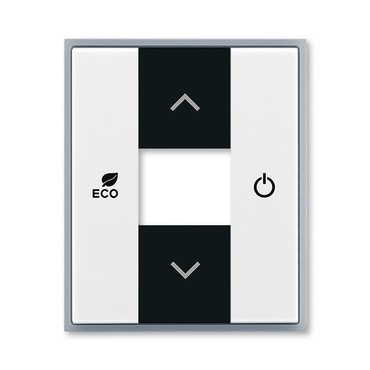 ABB 6220E-A03000 04 free@home Kryt pro termostat prostorový