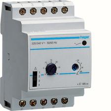 HAG EK186 Termostat vícefunkční 1S 2 A 230 V (-30C - +90C )