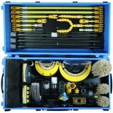 Kombinovaný čisticí set - VN - 36 kV 0