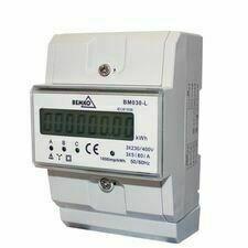 DAM elektroměr 3 fázový 5 (80)A BM030-L