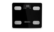Analytická osobní váha černá ZE-GEWIT BLACK ZEEGMA