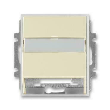 ABB 5014E-A00100 21 Element Kryt zásuvky komunikační (pro nosnou masku)