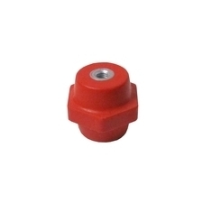 EL 1000783 Podpěrný izolátor SI 1312304, výška 30mm, závit M6, klíč 33, U=0,6/0,75 kV AC/DC
