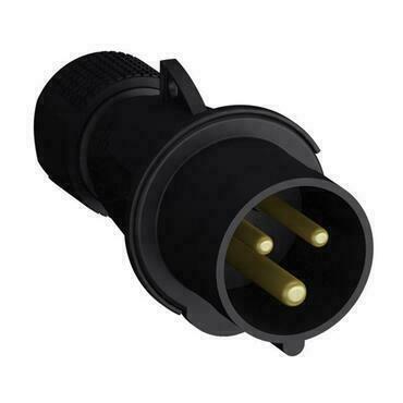 ABB 2CMA103581R1000 Průmyslové vidlice a z. Vidlice 32A - 3p., IP44, 6 h