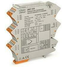 WAGO 2857-535 Měřicí transformátor teploty