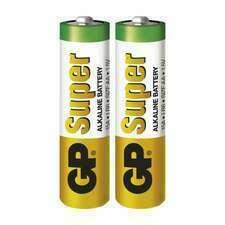 EMOS B1320 GP alkalická baterie SUPER AA (LR6) 2SH