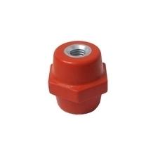 EL 1007803 Podpěrný izolátor SI 1312308, výška 35mm, závit M10, klíč 33, U=0,6/0,75 kV AC/DC
