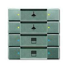 ABB 2CKA006117A0240 KNX Prvek ovládací 4- / 8násobný