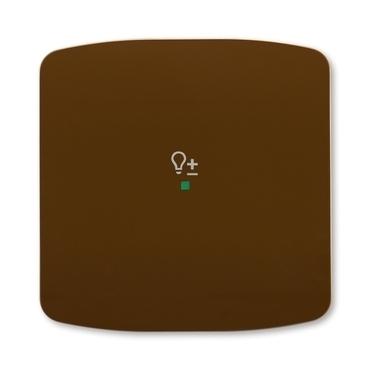 ABB 6220A-A01004 H free@home Kryt 1násobný, symbol stmívání
