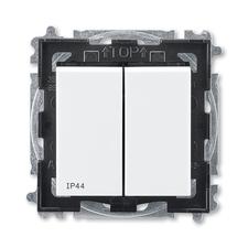 ABB 3559H-A05940 62 IPxx Přepínač sériový, řazení 5, IP44