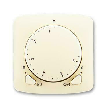 ABB 3292A-A10101 C Tango Termostat univerzální s otočným nastavením teploty (ovl. jednotka)