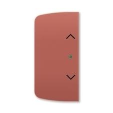 ABB 6220A-A02002 R2 free@home Kryt 2násobný levý/pravý, symbol žaluzie