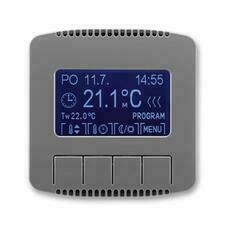 ABB 3292A-A10301 S2 Tango Termostat univerzální programovatelný (ovládací jednotka)