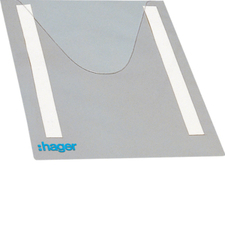 HAG FZ794 Plastová schránka na plánky