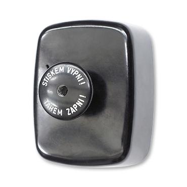 ABB 35363-10 Spínač trojpólový stiskací, 25 A, 400 V, IP30, nástěnný Ostatní přístroje