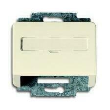 ABB 2CKA001724A2513 Alpha Kryt zásuvky komunikační, s popisovým polem (pro nosnou masku)