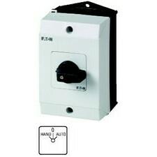 EATON 207070 T0-1-15431/I1 Přepínač ručně/automaticky, 1-pól, 20A