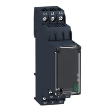 SCHN RM22TG20 Kontrolní relé, 3fázové sítě, 183…528 V AC RP 0,11kč/ks