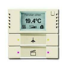 ABB 2CKA006134A0332 KNX Snímač teploty s regulátorem a ovl. prvkem 2- / 4násobným