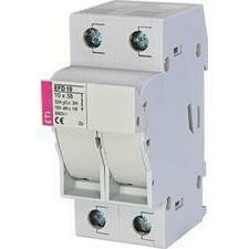 ETI 002540003 pojistkový odpínač, EFD 10 2p