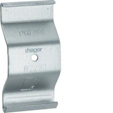 HAG R2290VERZ Kabelová příchytka, pro kanál LFS š. 60 mm - ocel.