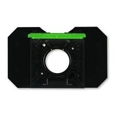 ABB 5530H-C67107 67 Levit Zásuvka centrálního vysávání, se základnou