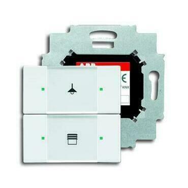 ABB 2CKA006116A0174 KNX Prvek ovládací 2násobný se sběrnicovou spojkou
