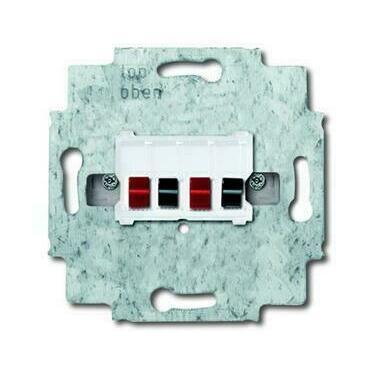 ABB 2CKA000230A0403 Přístroje Zásuvka reproduktorová stereofonní