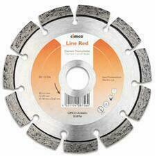 CIMCO 208756 Diamantový řezný kotouč na dlaždice - 140 mm