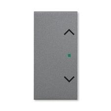 ABB 6220H-A02002 69 free@home Kryt 2násobný levý/pravý, symbol žaluzie