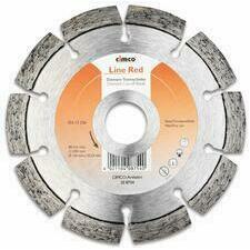 CIMCO 208754 Diamantový řezný kotouč na dlaždice - 125 mm