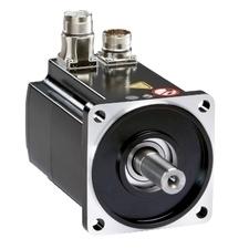 SCHN BMH2053P36F1A Servomotor PMSM, příruba 205 mm IEC 88 Nm IP65 9900 W hřídel s perem s brzdou RP
