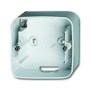 ABB 2CKA001799A0295 Zdravotnictví Krabice instalační nástěnná, jednonásobná