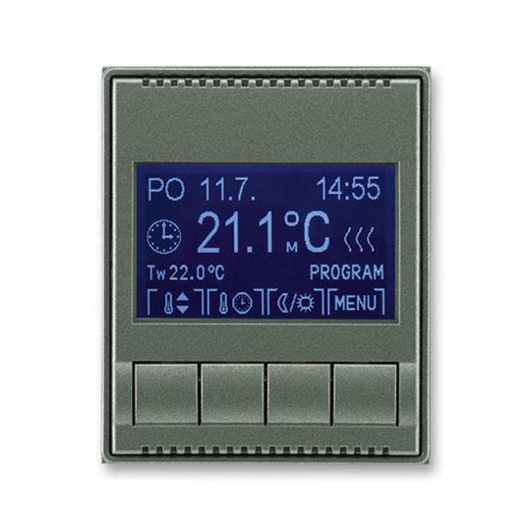 ABB 3292E-A10301 34 Time Termostat univerzální programovatelný (ovládací jednotka)