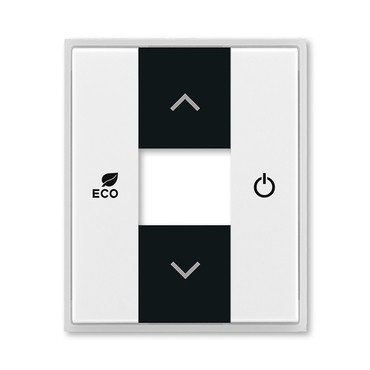 ABB 6220E-A03000 01 free@home Kryt pro termostat prostorový