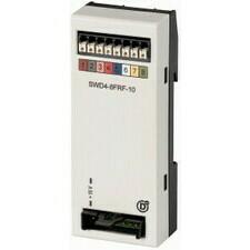 EATON 121377 SWD4-8FRF-10 SWD; Adaptér plochý konektor / kruhový kabel