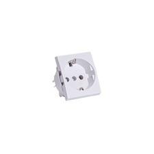 NOARK 110717 FS PMF-C Modulární zásuvka na Din lištu se zemnícím kolíkem