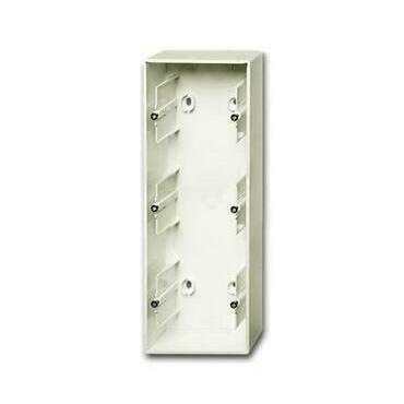 ABB 2CKA001799A0916 Úložný materiál Krabice přístrojová trojnásobná, pro lištové rozvody