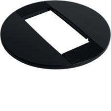 HAG DAC2459011 Krycí růžice pro oboustranný DA 200-45, černá