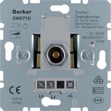 HAG 286710 Stmívač, LV Tronic, otočný, 230/240 V~, 50/60 Hz, dom. elektronika