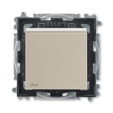 ABB 3559H-A07940 18 IPxx Přepínač křížový, s krytem, řazení 7, IP44