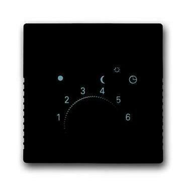 ABB 2CKA001710A3630 Future Kryt termostatu prostorového, s otočným ovládáním