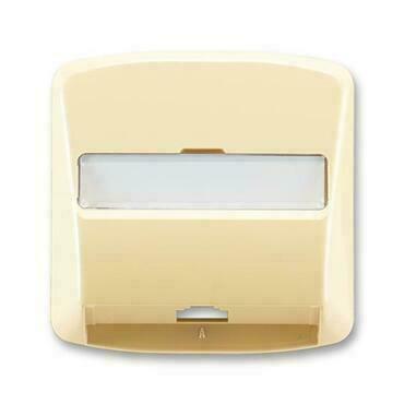 ABB 5013A-A00213 D Tango Kryt zásuvky telefonní, jednonásobné (pro přístroj 5013U)